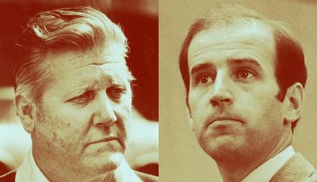 O Irlandês, assassino do filme de Scorsese, apoiou Joe Biden para o senado em 1972