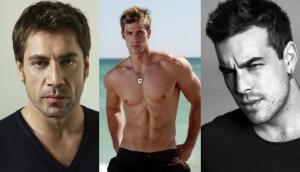 Os 10 homens latinos mais bonitos de 2020