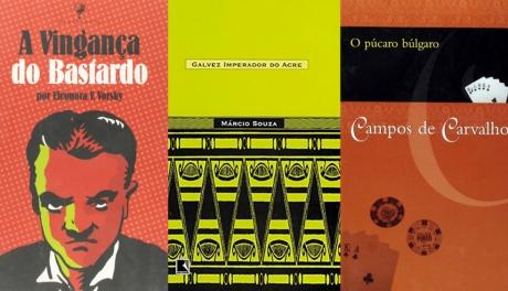 Os 10 livros mais engraçados da literatura brasileira