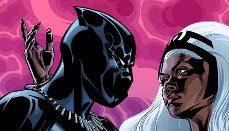 Site disponibiliza gratuitamente mais de 250 HQs do Pantera Negra