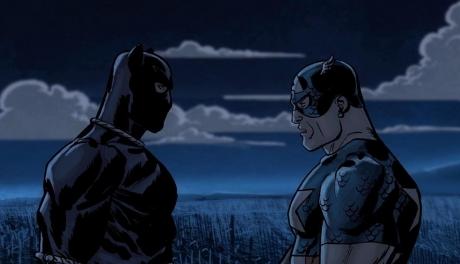 Marvel disponibiliza gratuitamente a série animada Pantera Negra