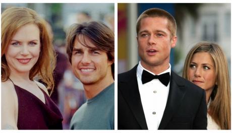 10 filmes que destruíram casamentos de celebridades