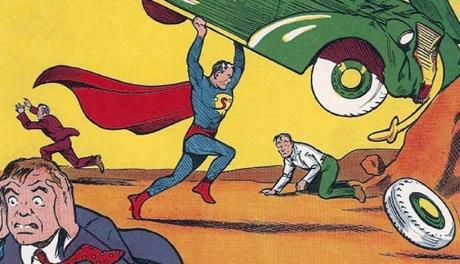 Action Comics 1, a HQ de 3,2 milhões de dólares, disponível para download gratuito
