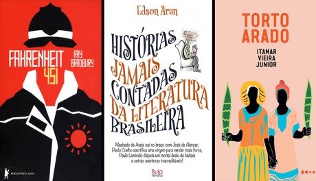 Os 10 livros mais vendidos pela Amazon no mês de março