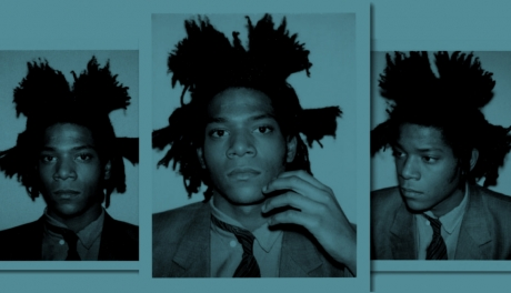 Exposição online reúne obras de Basquiat