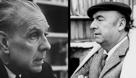 Borges e Neruda: o gênio além da ideologia