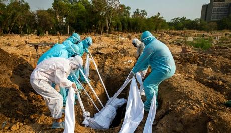 Num país de maricas, onde o choro e o mimimi são intermináveis, o que são 270 mil mortes?
