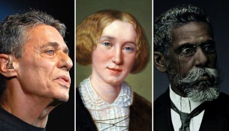 De Chico Buarque a George Eliot: 10 mestres na arte do pseudônimo